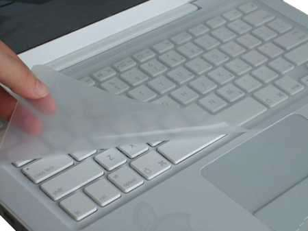 Protector de silicona para teclado - 2