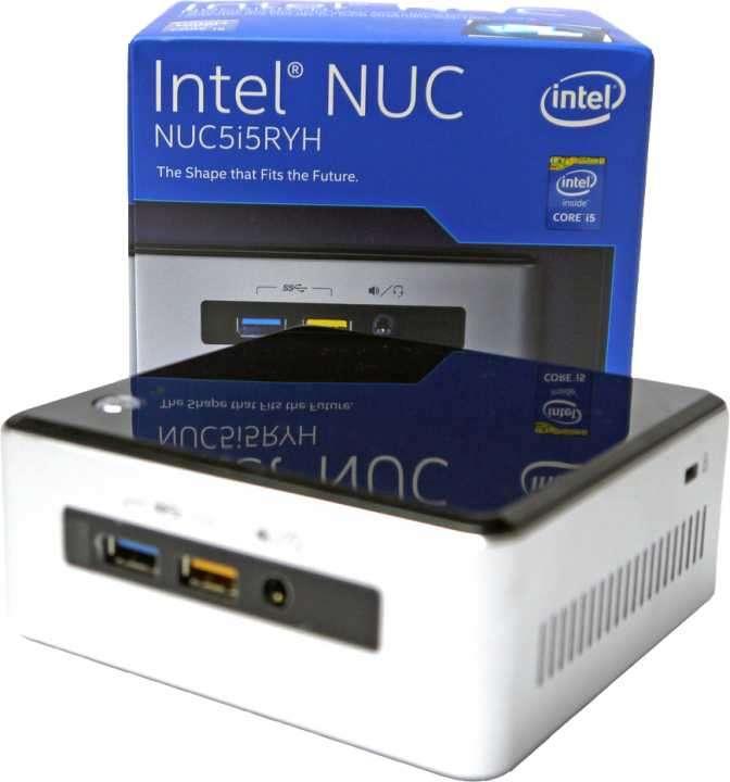PC Intel nuc c15-515ryh lga 1155 ddr3l - 0
