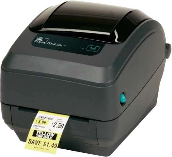 Impresora Zebra GK420T C/RED USB - 0