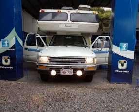 Motorhome Toyota