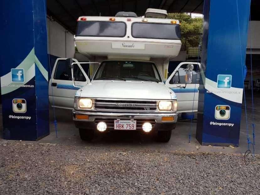 Casa rodante Toyota - 5