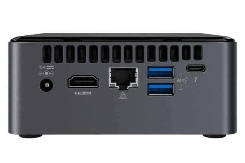 PC Intel NUC CI3 8I3BEH1 - 0