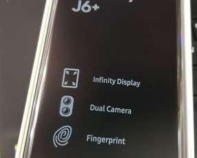 Samsung Galaxy J6+ nuevo en caja
