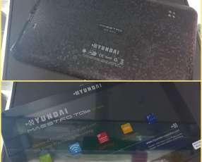 Tablet Hyundai wifi y estuche