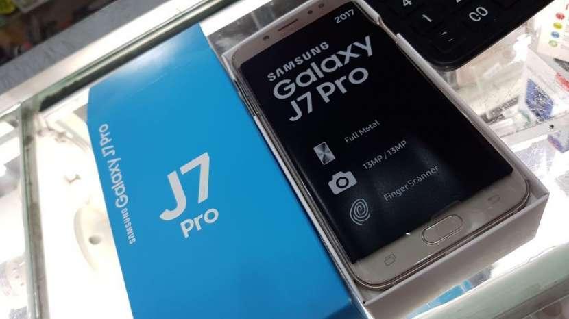 Samsung Galaxy J7 Pro de 16 gb nuevo - 0