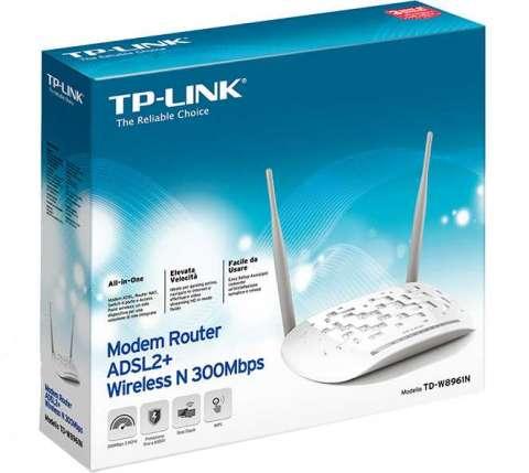 TP-Link TD-W8961N ADSL2+Módem