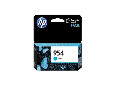 Tinta HP l0s50al 954 8710 Cyan