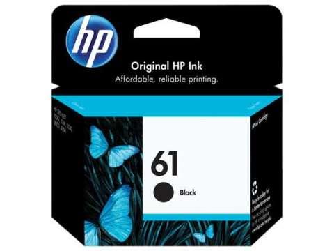 Tinta HP CH561WN (61) Negro