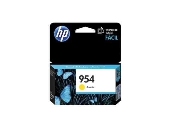 Tinta HP l0s56al 954 8710 Yellow - 0