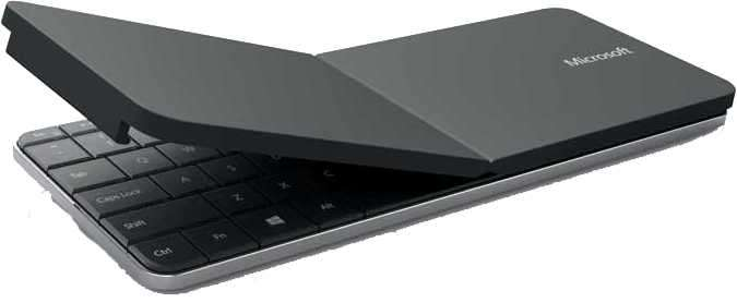 Teclado Microsoft U6R-00004 Mobile bt wedge - 0