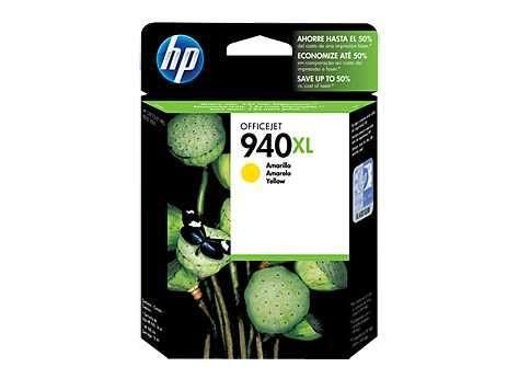 Tinta HP C4909AL 940XL Amarillo - 0