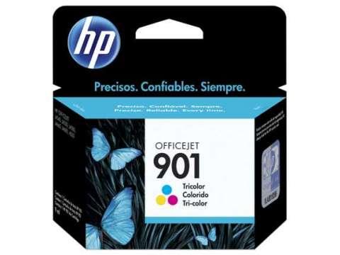 Tinta HP CC656AL 901 Color