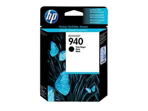 Tinta HP C4902AL 940 Negro