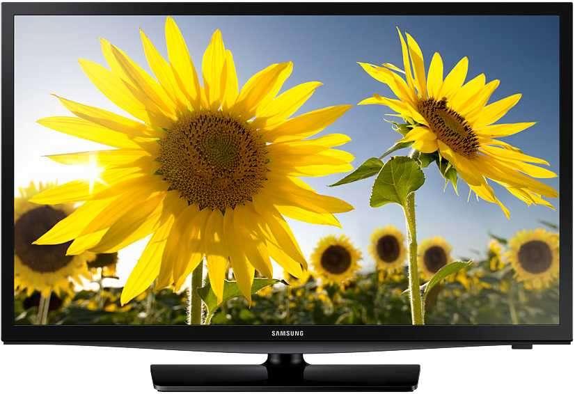 TV Samsung 24 pulgadas T24D310LB LED - 0