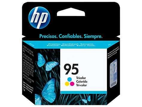 Tinta HP C8766WL (95) Color Serie 6540