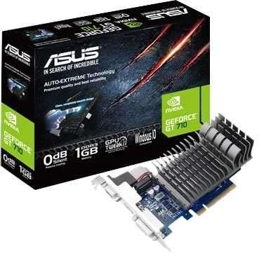 VGA ASUS GT710 SL 1GB/DDR3/64bits 954/1800 MHZ-BRK