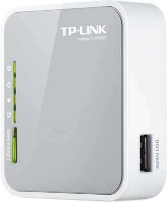 TP-Link TL-MR3020 Portátil 3G