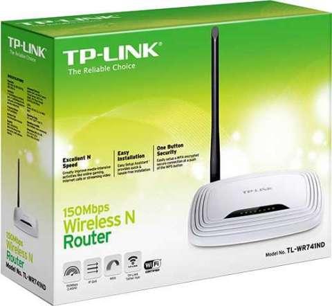 TP-Link TL-WR741ND 150 mbps