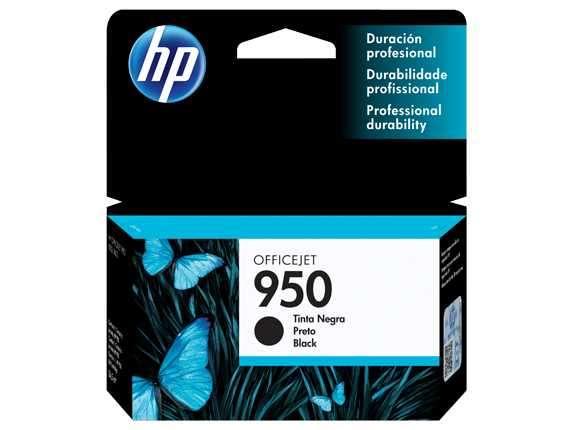 Tinta HP cn049al 950 negro 8600W - 0