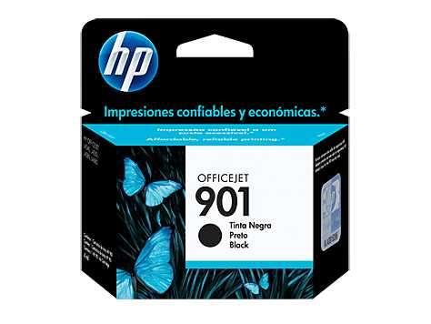 Tinta HP CC653AL 901 Negro