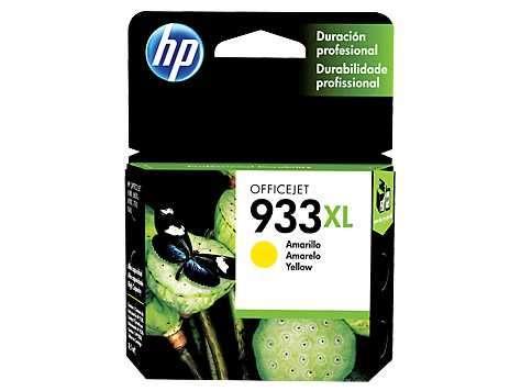 Tinta HP CN056AL 933 XL Yellow/7110