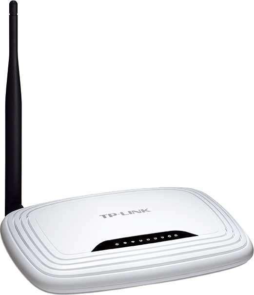 TP-Link TL-WR741ND 150 mbps - 1
