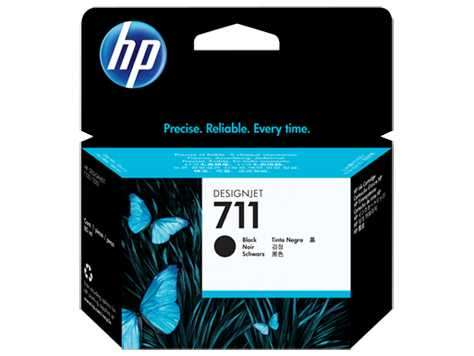 Tinta HP cz133a 711 XL negro