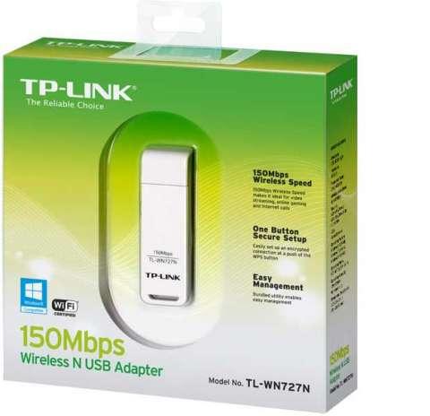 TP-Link TL- WN727 USB 150 mbps