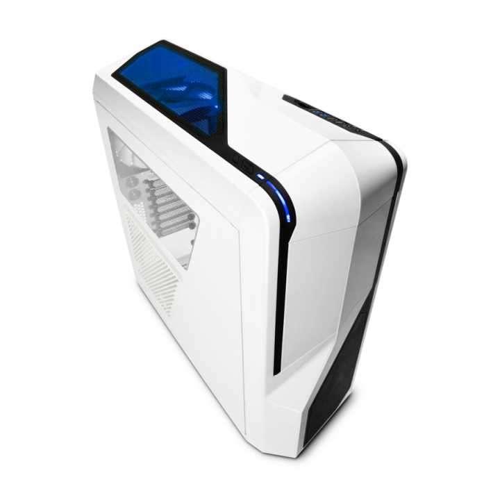 Gab nzxt phantom 410 white/blue ca-ph410-w2 - 0