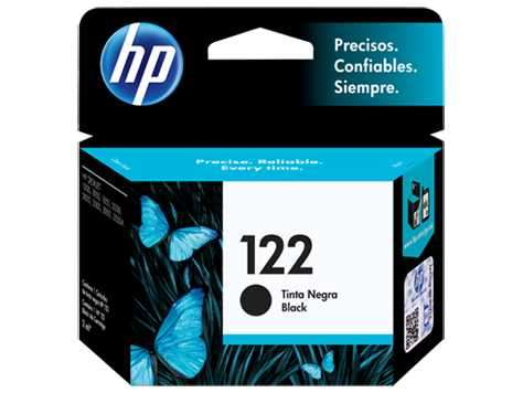 Tinta HP 122 CH561HL Negro 2050/1050