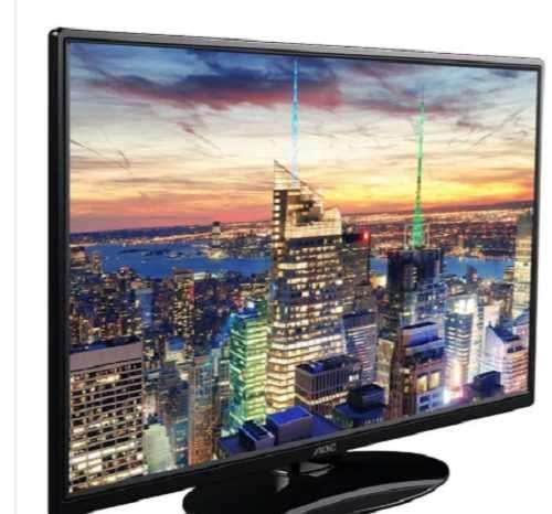TV AOC 24 pulgadas LE24H1351 HD/USB/HDMI - 0