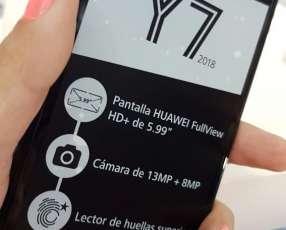 Huawei y7 2018 a cuotas