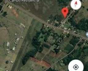 Terreno 4200 m2 en San Juan del Paraná Itapúa