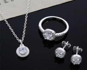 Joyas de plata italiana y acero