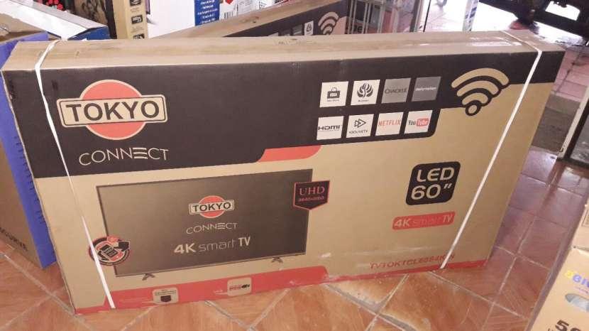 Tv led smart tokyo full HD 4k de 60 pulgadas - 0
