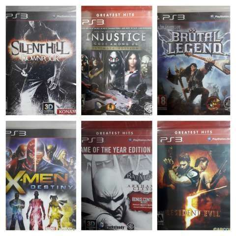 Juegos para PS3 - 0
