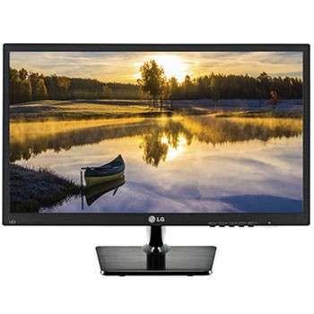 Monitor LED LG 19 modelo 19M38H-B hdmi salida audio vga