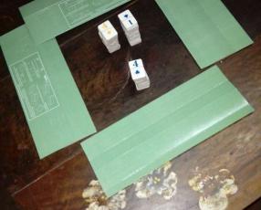 Rummy juego de mesa original de EEUU