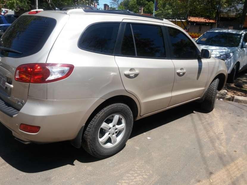 Hyundai Santa Fe 2008 diésel automático - 4