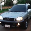 Hyundai Santa Fe 2004 motor 2.0 diésel - 0