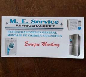 Instalación de Aires acondicionados