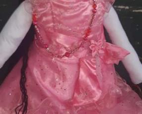 Muñeca Grande para cumpleaños