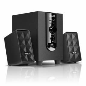 Speaker Klip kes-345 20w usb/sd/bivolt/2.1
