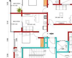 Apartamento Mono Ambiente en Ciudad del Este km 8.5