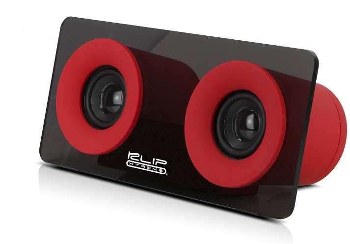 Speaker Klip kws-210rd 6w bt/rojo - 0