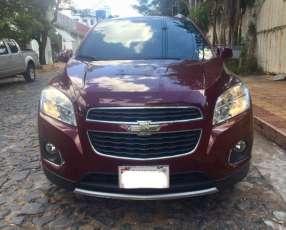 Chevrolet Tracker 2015 LTZ motor 1800 flex