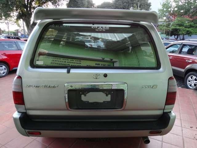 Toyota Hilux Surf 1998 chapa definitiva en 24 Hs - 2