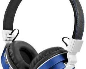 Fone+MIC KLIP KHS-640BL Headph BT/MSD/Azul