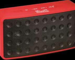 Speaker klip kws-580rd 3w/sd/bt/rojo