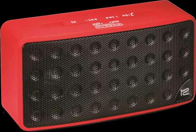 Speaker Klip kws-580rd 3w/sd/bt/rojo - 0